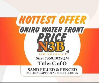 Massive Land, Waterfront Oniru, Oniru, Victoria Island (vi), Lagos, Residential Land for Sale