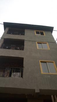 A Lovely Newly Built Mini 2 Bedroom Flat, Adekunle, Yaba, Lagos, 2 bedroom, 2 toilets, 2 baths Mini Flat for Rent
