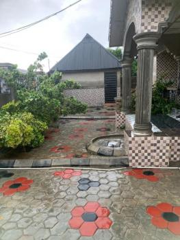 4 Bedroom Bungalow and 2 Room Bq, Igoba, Akure, Ondo, Detached Bungalow for Sale