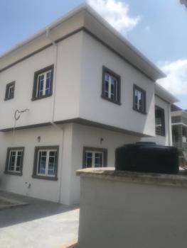 Newly Built 4 Bedroom Fully Detached Duplex with 1 Room Bq, Crown Estate, Sangotedo, Ajah, Lagos, Detached Duplex for Rent