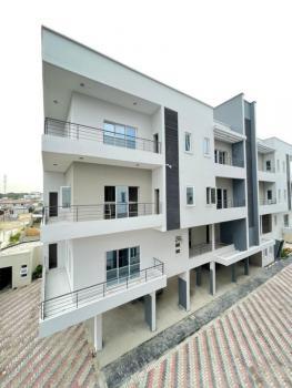 Well Built 3 Bedroom Apartment with Bq, Lekki Phase 2, Lekki, Lagos, Block of Flats for Sale