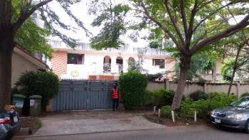 5 Bedroom Detached House With 4 Room Boys Quarters, Maitama District, Abuja, 5 bedroom, 6 toilets, 5 baths Detached Duplex for Sale