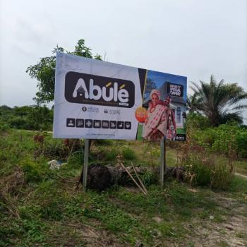 Landed Property Beside a Resort and Lagoon Front, Abegede, Badore Road, Ibeju Lekki, Lagos, Mixed-use Land for Sale