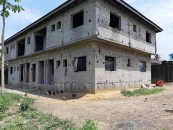 Block of 4 Nos. 2 Bedroom Flat (roofed), Areta Layout, Back of Nnpc Quarters, Rumuokwurusi, Port Harcourt, Rivers, Block of Flats for Sale