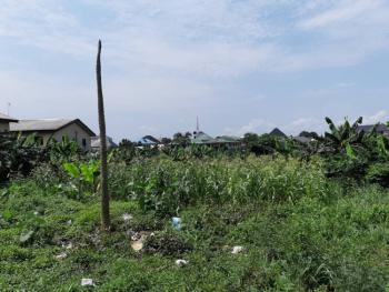 6 Plots of Land of Approx. 520 Sq.m, Areta Layout Back of Nnpc Quarters, Rumuokwurusi, Port Harcourt, Rivers, Land for Sale