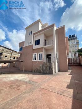 Newly Built 5 Bedroom Detached, Guzape District, Abuja, Detached Duplex for Sale