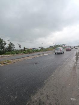 1200 Sqms Corner Piece ( 2 Plots), Onasa Bus-stop, Lekki - Epe Expressway, Ibeju Lekki, Lagos, Commercial Land for Sale