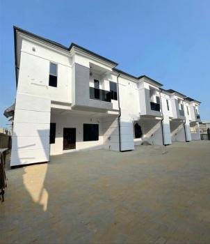 4 Bedrooms Terraced Duplex, Orchid, Lafiaji, Lekki, Lagos, Terraced Duplex for Sale