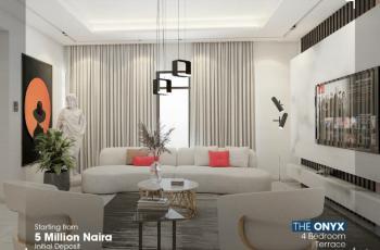 Luxury 3 Bedrooms Terraced Duplex, Abraham Adesanya, Lekki Phase 2, Lekki, Lagos, Terraced Duplex for Sale