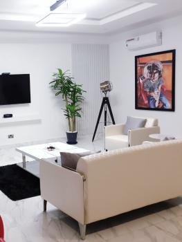 Luxury 3 Bedrooms Duplex Apartment A1, Rowland Court Olu Isokun Street, Off Kizz Daniel Street, Ikate, Lekki, Lagos, Semi-detached Duplex Short Let