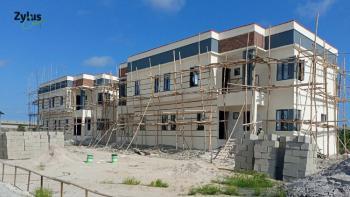 3 Bedroom Semi Detached Duplex with Excellent Finishing (off Plan), Zylus Court, Bogije, Ajah, Lagos, Semi-detached Duplex for Sale