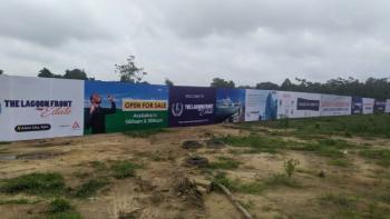C of O Plot of Land, Lagoon Front Estate, Lekki Expressway, Lekki, Lagos, Mixed-use Land for Sale