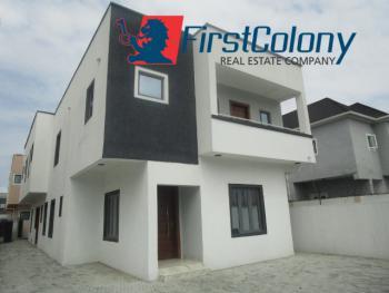 New Private 5 Bedroom Detached Duplex with 2 Room Bq, Off Omorinre Johnson Street, Lekki, Lagos, Detached Duplex for Sale