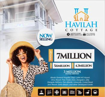 100% Dry Land for Buy and Build, Havilah Cottage, Just Behind Akodo Hospital, Akodo Ise, Ibeju Lekki, Lagos, Residential Land for Sale