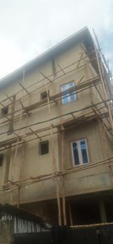 Newly Built and Spacious 3 Bedroom Flat Upstairs, Off Iponri Bus Stop, Iponri, Surulere, Lagos, Flat / Apartment for Sale