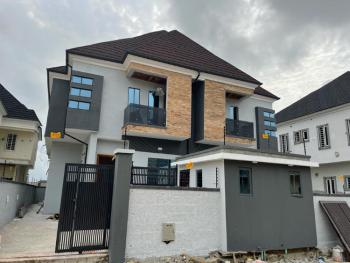 4 Bedroom Semi Detached Duplex with Bq and Private Security House, Vgc, Lekki, Lagos, Semi-detached Duplex for Sale