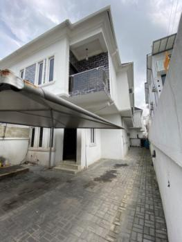 Relatively New 4 Bedroom Semi Detached with Bq All Ensuite N Fitted, Ifiok Ojuolape, Osapa, Lekki, Lagos, Semi-detached Duplex for Sale