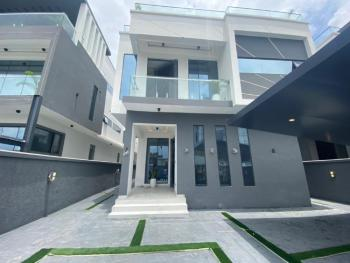 Luxury Detailed 5 Bedroom Fully Detached with a Bq, Osapa, Lekki, Lagos, Detached Duplex for Sale