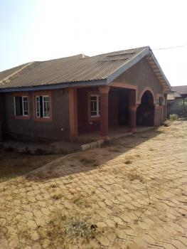 4 Bedroom Flat Bungalow, Beside Kingstep School, Ita-elepa, Off Asadam Road,, Ilorin South, Kwara, House for Sale