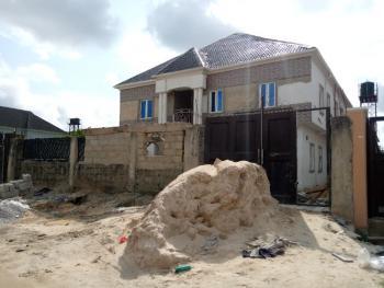2 Nos. 4 Bedroom Semi-detached Duplex, Peninsula Garden Estate, Sangotedo, Ajah, Lagos, Semi-detached Duplex for Sale