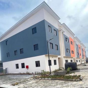 4 Bedroom Terrace with 1 Room Bq, Beside Stillwater Estate, Ikate Elegushi, Lekki, Lagos, Terraced Duplex for Sale