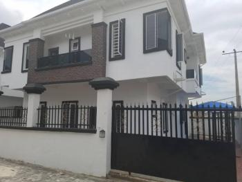 Tastefully Finish 4 Bedroom with a Maids Room, Chevron Drive, Lekki Phase 2, Lekki, Lagos, Detached Duplex for Sale