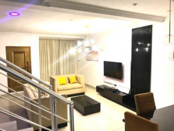 4 Bedrooms Duplex with 24 Hours Power & Wifi, Along Chevron Alternative, Lekki, Lagos, Terraced Duplex Short Let