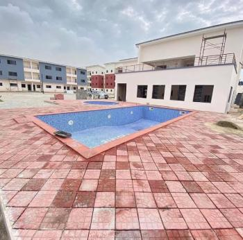 4 Bedrooms Terraced Duplex with 1 Room Bq in a Well Serviced Estate, Ikate Elegushi, Lekki, Lagos, Terraced Duplex for Sale