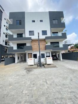 Luxurious 5 Bedroom Semidetached with Private Elevator and Bq, Ikoyi, Lagos, Semi-detached Duplex for Rent