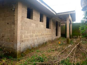 Uncompleted Twin 3 Bedroom Bungalows on a Plot of Land in a Good Area, Ire Akari Estate, Idi Oya Area Off Ashipa Road Off Akala Express, Oluyole, Oyo, Detached Bungalow for Sale