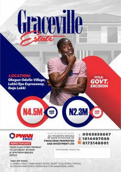 Land with Governors Consent, Ibeju Lekki, Lagos, Mixed-use Land for Sale