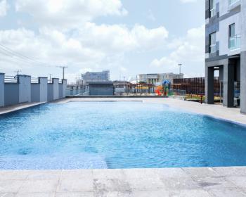 Cavier Blues with Beachview, Bluewaters Tower., Oniru, Victoria Island (vi), Lagos, Flat / Apartment Short Let