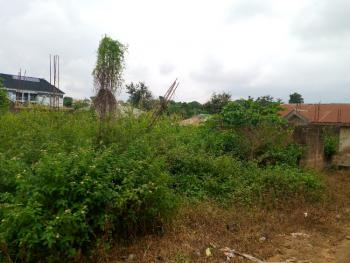 Uncompleted Bungalow with a Completed Bq in a Nice Location, Lane 2, Karinkapo Estate Off Tipper Garage-kasunmu Road, Akala Express, Oluyole, Oyo, Detached Bungalow for Sale