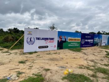 C of O Lagoon Front Property, Alaro City, Ibeju Lekki, Lagos, Mixed-use Land for Sale