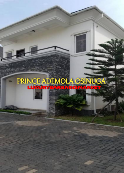 Direct Clients - Serviced 5 Bedroom Detached House in a Mini Estate, Banana Island, Ikoyi, Lagos, Detached Duplex for Rent
