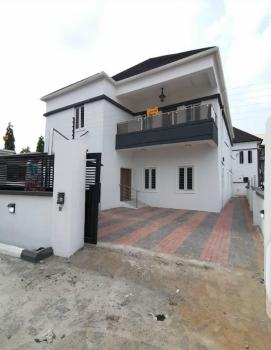 Exclusive 5 Bedroom Fully Detached Duplex with a Room Bq, Sangotedo, Ajah, Lagos, Detached Duplex for Sale