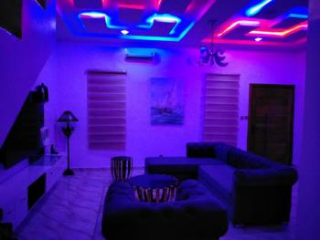 Luxury 4 Bedroom Party Apartment with Wifi, Netflix and Snooker, Chevy View Estate, Lekki, Lagos, House Short Let