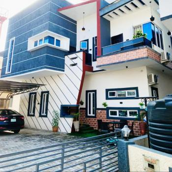 New 5 Bedroom Fully Detached Duplex with Bq, Chevron Ochid, Lekki Phase 2, Lekki, Lagos, Detached Duplex for Sale