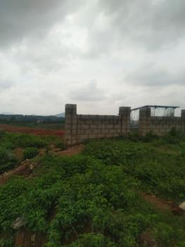 4 Bedroom Detached Duplex Plot, After Zartech Mall, Wuye, Abuja, Residential Land for Sale