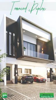 4-bedroom Terrace Duplex (semi-finished), Ilasan, Lekki, Lagos, Terraced Duplex for Sale