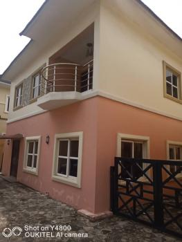 a Newly Built 4 Bedroom Fully Detached Duplex in a Ver Secured Estate, Chevy View Estate, Lekki, Lagos, Detached Duplex for Sale