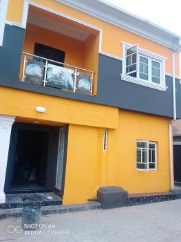 Executive 3 Bedroom Flat, Adekoya Estate, Ogba, Ikeja, Lagos, Flat / Apartment for Rent