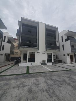 a Lovely 5 Bedroom House with 1 Bq, Banana Island, Ikoyi, Lagos, Semi-detached Duplex for Rent