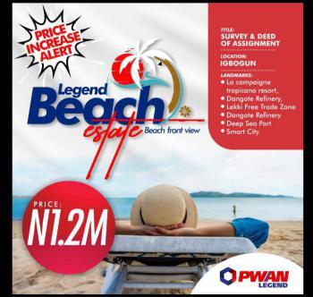 Beach View Land, Ode Omi, Ibeju Lekki, Lagos, Mixed-use Land for Sale