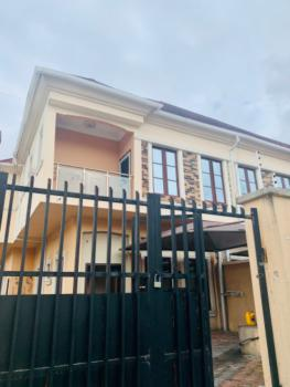 Beautiful and Spacious 4 Bedrooms Semi Detached Duplex, Chevron Drive, Lekki, Lagos, Semi-detached Duplex for Sale