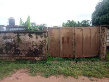 Plot of Well Fenced Land, Ahmed Ahidjo Street, Chikun, Kaduna, Land for Sale