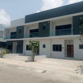3 Bedrooms Terrace with a Standard Bq, Urban Prime, Phase 3, Abraham Adesanya, Ogombo, Ajah, Lagos, Terraced Duplex for Sale