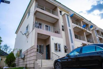 Luxury 4 Bedroom Serviced Terrace Duplex with a Room Bq, Wuse 2, Abuja, Terraced Duplex for Rent