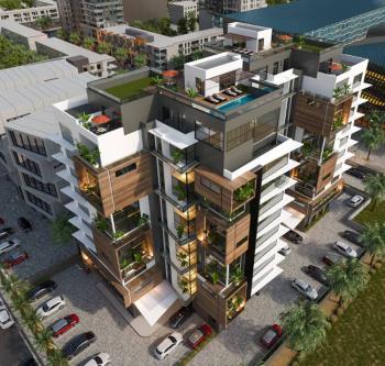 Luxurious 1 Bedroom Apartment, Musa Yaradua, Off Kofo Abayomi., Victoria Island (vi), Lagos, Flat / Apartment for Sale