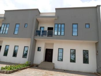 80% Completed Newly Built 3 Bedrooms Terraced Duplex with Bq., Galadimawa Estate, Dakwo, Abuja, Terraced Duplex for Sale